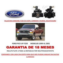 Bomba Licuadora Direccion Hidraulica Ford Pick Up Serie F