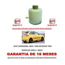 Deposito P/ Bomba Direccion Electrohidraulica Seat Ibiza