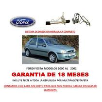Kit Direccion Hidraulica Caja,bomba,mangueras Ford Fiesta