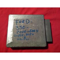 Computadora Ford F 350 Heavy Duty Triton