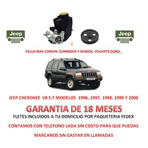 Bomba Licuadora Direccion Hidraulica P/ Caja Jeep Cherokee