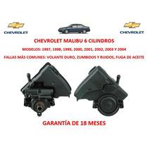 Bomba Licuadora Direccion Hidraulica Y Polea Malibu 1997