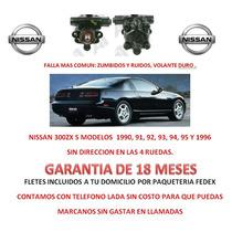 Bomba Direccion Hidraulica P/cremallera, Caja Nissan 300zx