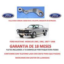 Brazo Pitman Direccion Hiraulica P/caja Ford Mustang