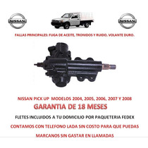 Caja Sinfin Direccion Hidraulica Nissan Pick Up Estaquita