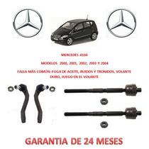 Bieletas Y Terminales Direccion Hidraulica Mercedes A160