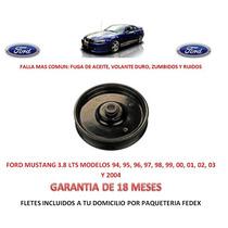 Polea P/licuadora Direccion Hidraulica Ford Mustang P300-028