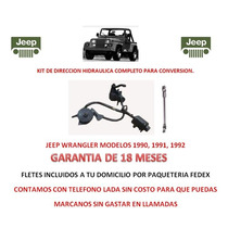 Kit Direccion Hidraulico Completo Original Jeep Wrangler