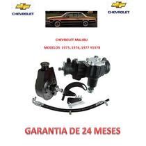 Sistema Kit Direccion Hidraulica Completo Chevrolet Malibu