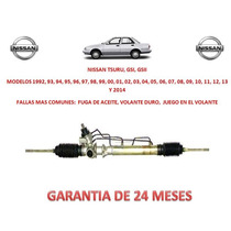 Caja Direccion Hidraulica Cremallera Nissan Tsuru Iii, Gsi