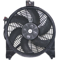 Ventilador De Condensador Nissan Titan 2007 - 2008 Nuevo!!!