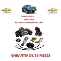 Kit Direccion Hidraulico Completo Original Chevrolet Pick Up