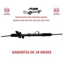 Caja Direccion Hidraulica Cremallera P/ Bomba Dodge Spirit