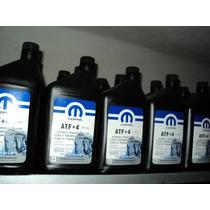 Aceite Sintético Mopar Atf+4 Para Transmisiones Automáticas