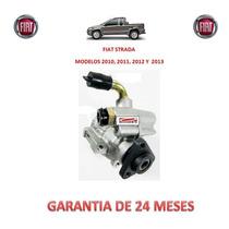Bomba Licuadora Direccion Hidraulica P/caja Fiat Strada