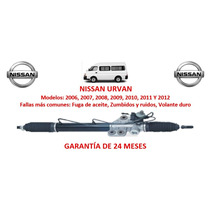 Caja Direccion Hidraulica Cremallera Nissan Urvan 2011