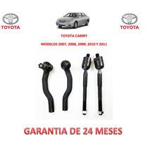 Bieletas /terminales Direccion Hidraulica Caja Toyota Camry