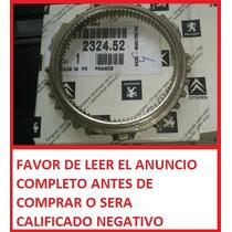 Bronce Sincronizador Peugeot Caja De Velocidades 1° Y 2°