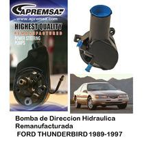 Bomba De Direccion Licuadora Ford Thunderbird 1989-1997