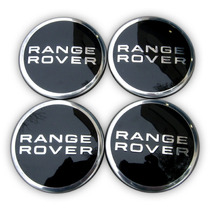 4 Tapones Originales Range Rover Sobrepedido