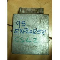 Ecm Ecu Pcm Computadora 1995 Explorer F5tf-12a650-atc