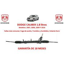 Caja Direccion Hidraulica Cremallera Dodge Caliber 1.8 2007