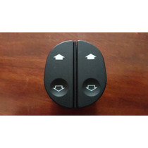 Switch Doble Para Cristal Electrico Ford Ka, Courier