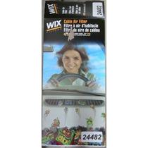 Filtro De Cabina Wix Con Tecnología Bioshield 75 P/escape 02