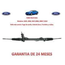 Caja Direccion Hidraulica Cremallera Ford Mustang 05-08 Au1