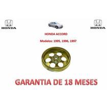 Polea P/ Bomba Caja Direccion Hidraulica Honda Accord 95-97