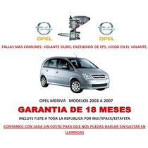 Columna Direccion Electroasistida Eps P/caja Opel Meriva Omm