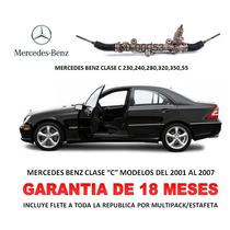 Caja Direccion Hidraulica Cremallera Mercedes Benz Clase C