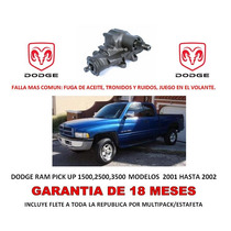 Caja Direccion Hidraulica Sinfin Dodge Ram Pick Up 01-02 Sp0