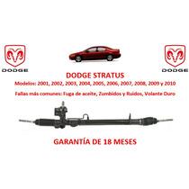 Caja Direccion Hidraulica Cremallera Dodge Stratus 2005