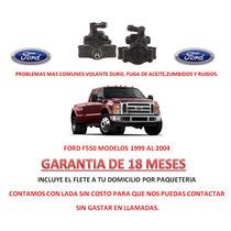 Bomba Licudora Direccion Hidraulica Ford F550 99-04 Au1