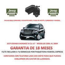 Bomba Direccion Hidraulica Licuadora P/ Caja Jeep Cherokee