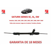 Caja Direccion Mecanica / Manual / Standar Saturn Serie Si