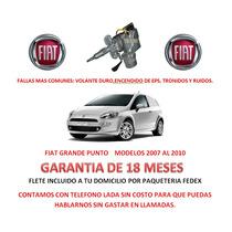 Columna Direccion Electroasistida Eps Fiat Grande Punto Sp0
