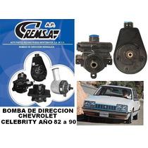 Bomba De Direccion/licuadora Chevrolet Celebrity 82 Al 90
