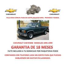 Caja Sinfin Direccion Hidraulica Chevrolet Cheyenne Lbf