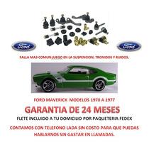 Ford Maverick Kit De Suspencion Delantera Incluye Todo Lbf