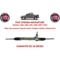 Caja Direccion Cremallera Fiat Strada Adventure 2007