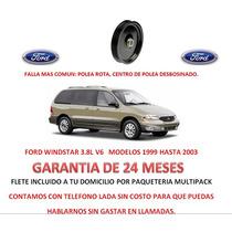 Polea P/ Licuadora Direccion Hidraulica Ford Windstar V6