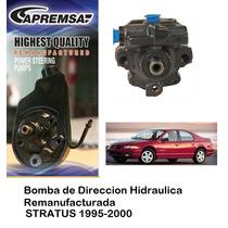 Bomba De Direccion Licuadora Stratus 1995-2000