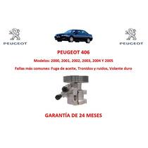 Bomba Licuadora Direccion Hidraulica P/caja Peugeot 406 2000