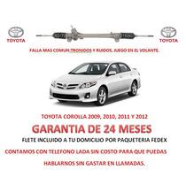 Caja Direccion Electroasistida Cremallera Eps Toyota Corolla