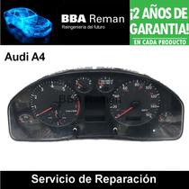 Audi A4 Tablero De Instrumentos: Reparación