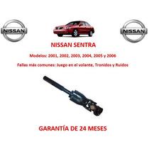 Nudo Direccion Hidraulica Cremallera Nissan Sentra 2002