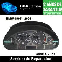 Bmw Serie 5 7 X5 Tablero De Instrumentos Reparacion
