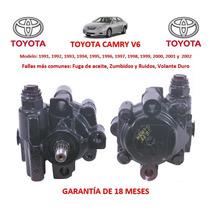 Bomba Licuadora Direccion Hidraulica Toyota Camry V6 1995